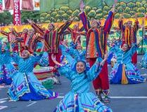 2018 γιορτή Aliwan Στοκ Φωτογραφίες