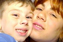 γιος μητέρων στοκ εικόνα με δικαίωμα ελεύθερης χρήσης
