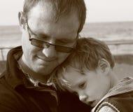 γιος μπαμπάδων Στοκ φωτογραφίες με δικαίωμα ελεύθερης χρήσης