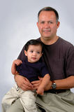 γιος πατέρων Στοκ φωτογραφία με δικαίωμα ελεύθερης χρήσης
