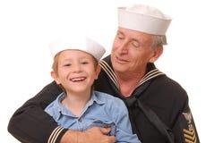 γιος 5 ναυτικών Στοκ εικόνες με δικαίωμα ελεύθερης χρήσης