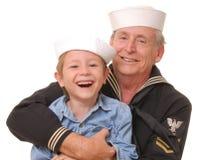 γιος 9 ναυτικών Στοκ φωτογραφία με δικαίωμα ελεύθερης χρήσης