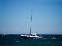 Γιοτ Μαύρη Θάλασσα Στοκ Εικόνες