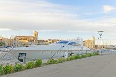 Γιοτ στο λιμάνι Λα Ciotat Στοκ Φωτογραφία