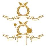 γιρλάντα αετών Στοκ Εικόνα