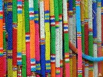 γιρλάντες Ταϊλανδός Στοκ φωτογραφία με δικαίωμα ελεύθερης χρήσης