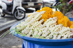 γιρλάντα Ταϊλανδός Στοκ εικόνες με δικαίωμα ελεύθερης χρήσης