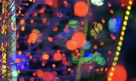 Γιρλάντα χειμερινών διακοπών Στοκ εικόνα με δικαίωμα ελεύθερης χρήσης