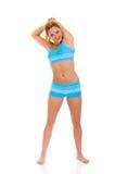 γιόγκα ικανότητας άσκηση&sigma Στοκ φωτογραφία με δικαίωμα ελεύθερης χρήσης