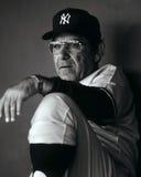 Γιόγκη Berra New York Yankees Στοκ Φωτογραφίες