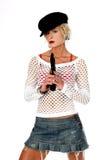 γκάγκστερ μόδας ντιβών Στοκ φωτογραφία με δικαίωμα ελεύθερης χρήσης