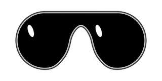 Γκάγκστερ ύφους τέχνης γυαλιών meme, τρόπος ζωής κακοποιών, διανυσματικός κακοποιός γυαλιών ηλίου meme για τις φωτογραφίες και τι απεικόνιση αποθεμάτων