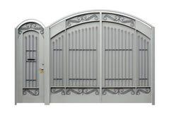 Γκέιτς και πόρτες Στοκ Εικόνες