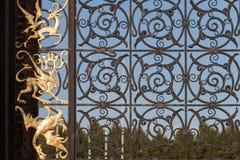 Γκέιτς kazan πύργων Suyumbike του deko πόλεων Ταταρία, ήλιων και φεγγαριών Στοκ εικόνα με δικαίωμα ελεύθερης χρήσης