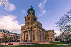 Γκέτεμπουργκ, Σουηδία - 14 Απριλίου 2017: Καθεδρικός ναός του Γκέτεμπουργκ, Sw Στοκ Εικόνες