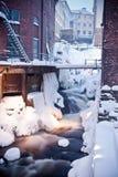 Γκέτεμπουργκ kvarnbyn Στοκ εικόνες με δικαίωμα ελεύθερης χρήσης