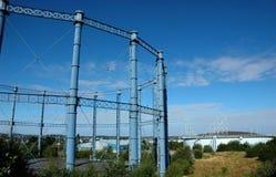 γκαζόμετρο Στοκ φωτογραφίες με δικαίωμα ελεύθερης χρήσης
