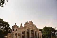 Γκαλερί τέχνης και αίθουσα συνεδριάσεων παλατιών Jaganmohan Mysore, Karnataka στοκ φωτογραφίες με δικαίωμα ελεύθερης χρήσης