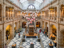 Γκαλερί τέχνης και μουσείο Kelvingrove Στοκ φωτογραφίες με δικαίωμα ελεύθερης χρήσης