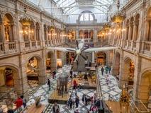 Γκαλερί τέχνης και μουσείο Kelvingrove Στοκ Εικόνες