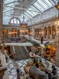 Γκαλερί τέχνης και μουσείο Kelvingrove Στοκ εικόνες με δικαίωμα ελεύθερης χρήσης