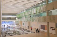 Γκαλερί τέχνης Μπρίσμπαν Αυστραλία του Queensland Στοκ Εικόνα