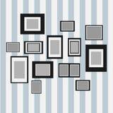 Γκαλερί τέχνης φωτογραφιών στοκ φωτογραφίες με δικαίωμα ελεύθερης χρήσης