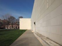 Γκαλερί τέχνης SRR στο Τορίνο στοκ εικόνες