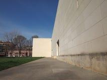 Γκαλερί τέχνης SRR στο Τορίνο στοκ φωτογραφία