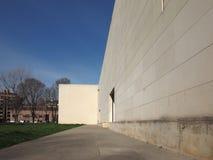 Γκαλερί τέχνης SRR στο Τορίνο στοκ εικόνα