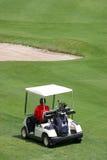 γκολφ αυτοκινήτων Στοκ φωτογραφία με δικαίωμα ελεύθερης χρήσης