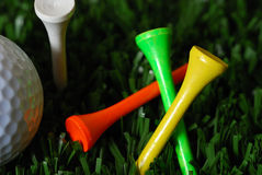 γκολφ εξαρτημάτων Στοκ φωτογραφία με δικαίωμα ελεύθερης χρήσης