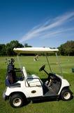 γκολφ κάρρων στοκ εικόνα με δικαίωμα ελεύθερης χρήσης