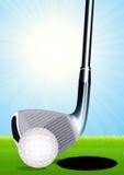 γκολφ λεσχών απεικόνιση αποθεμάτων