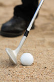 γκολφ λεσχών Στοκ Φωτογραφίες