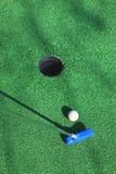 γκολφ μίνι στοκ εικόνες