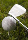 γκολφ οδηγών σφαιρών Στοκ Φωτογραφία