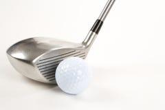 γκολφ οδηγών σφαιρών Στοκ Εικόνες