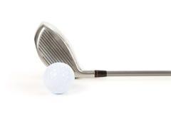 γκολφ οδηγών σφαιρών Στοκ εικόνες με δικαίωμα ελεύθερης χρήσης