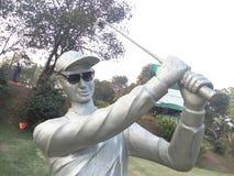 Γκολφ παιχνιδιού στοκ εικόνες