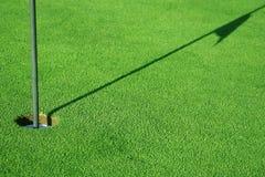 γκολφ πεδίων Στοκ Εικόνα