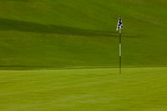 γκολφ σειράς μαθημάτων πρά& στοκ φωτογραφίες με δικαίωμα ελεύθερης χρήσης