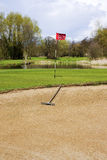 γκολφ σειράς μαθημάτων στοκ εικόνα με δικαίωμα ελεύθερης χρήσης