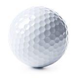 γκολφ σφαιρών που απομονώνεται Στοκ εικόνες με δικαίωμα ελεύθερης χρήσης