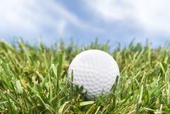 γκολφ σφαιρών τραχύ Στοκ Εικόνες