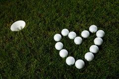γκολφ Στοκ Εικόνα