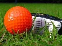γκολφ Στοκ φωτογραφίες με δικαίωμα ελεύθερης χρήσης
