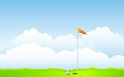 γκολφ στοκ φωτογραφία με δικαίωμα ελεύθερης χρήσης