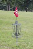 Γκολφ Frisbee Στοκ Εικόνα