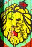 Γκράφιτι αγοράς Kensington Στοκ φωτογραφία με δικαίωμα ελεύθερης χρήσης